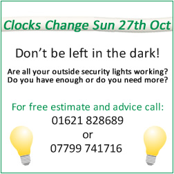 clocks change 2019